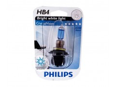 Галогеновая лампа Philips HB4 9006CVB1 Crystal Vision