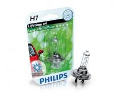 Галогеновая лампа Philips H7 12972LLECOS2 LongLife EcoVision