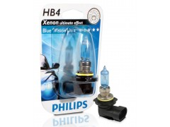 Галогеновая лампа Philips HB4 9006BVUB1 BlueVision Ultra