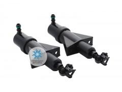 Омыватель фар Hella 8WT 008 549-201 с двойной телескопической форсункой