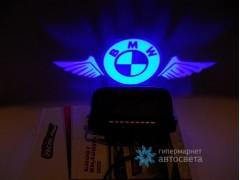 Проектор на бампер с логотипом BMW
