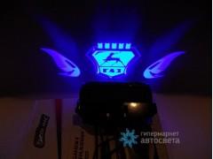 Проектор на бампер с логотипом ГАЗ