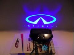 Проектор на бампер с логотипом Infiniti