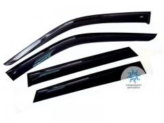 Дефлекторы окон COBRA AUDI A1 8X 2010 Hb 3d