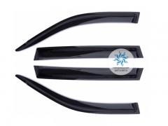 Дефлекторы окон CARMASTER Opel Vectra C 2002-2008 Sd