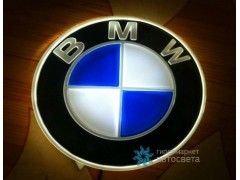 LED шильдик для БМВ (BMW)