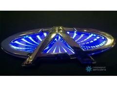 Шильдик с LED-подсветкой для Черри (Chery)