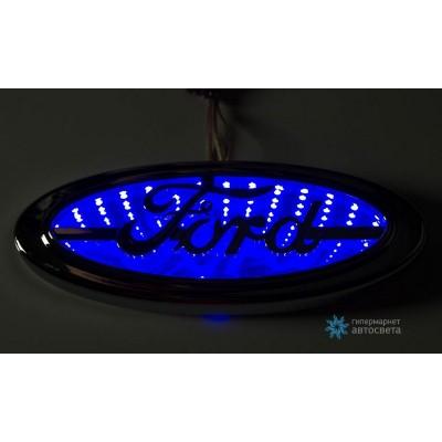 Шильдик с LED-подсветкой для Форд (Ford)