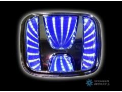 Шильдик с LED-подсветкой для Хонда (Honda)