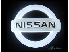 LED шильдик для Ниссан (Nissan)