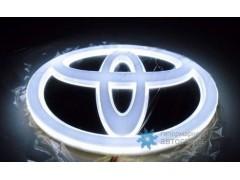 LED шильдик для Тойота (Toyota)