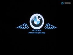 Эквалайзер на заднее стекло БМВ (BMW)