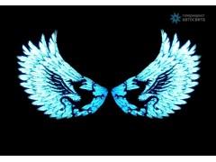 """Эквалайзер на заднее стекло """"Крылья Дракона"""""""