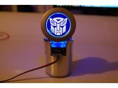 Пепельница с подсветкой логотипа Autobots