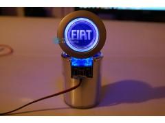 Пепельница с подсветкой логотипа Fiat