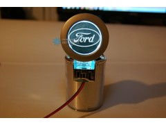 Пепельница с подсветкой логотипа Ford