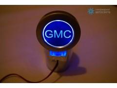 Пепельница с подсветкой логотипа GMC