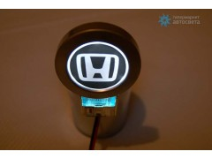 Пепельница с подсветкой логотипа Honda
