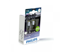Philips LED T10 (W5W) Vision (+200%) 4000К