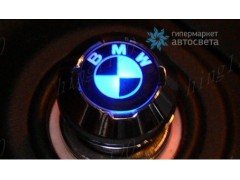 Светодиодный прикуриватель с логотипом BMW