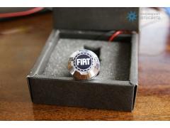 Светодиодный прикуриватель с логотипом Fiat