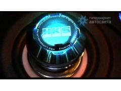Светодиодный прикуриватель с логотипом HKS