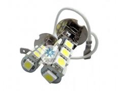 Лампа светодиодная в ПТФ H3 13SMD