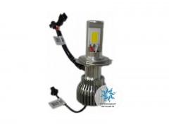 LED-лампа головного света Sho-me LH-H4 H/L