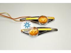 Светодиодный поворотник с логотипом Daewoo