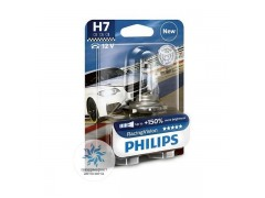 Галогеновая лампа Philips H7 12972RVB1 Racing Vision +150%