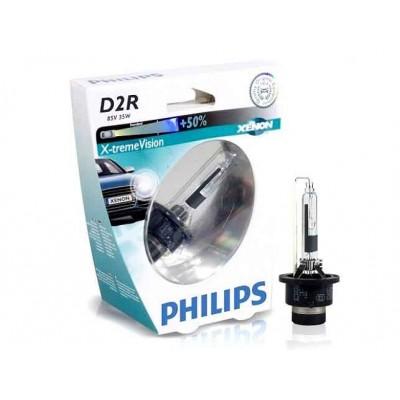 Ксеноновая лампа Philips D2R 85126XVC1 X-tremeVision +50% Original