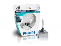 Ксеноновая лампа Philips D3S 42403XV X-TremeVision +50% Original
