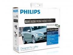 ДХО Philips 5 LED Daytime Lights 12810WLEDX1