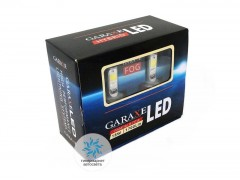 Набор светодиодов Garaxe GX H8/H11/H16 5200K