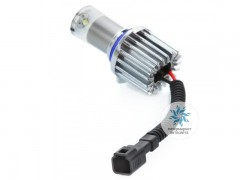 Набор светодиодов MTF-Light 12/24В, НВ4 (9006), 5500К BL