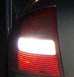 роль задних фонарей