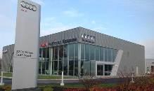 Немного из истории компании Audi