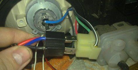 Электроудочка из блока розжига ксенона