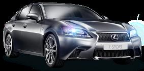 Универсальные блоки на автомобилях Lexus