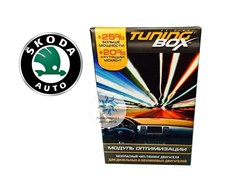 Лучший тюнинг авто Skoda – TuningBox