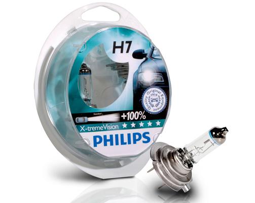 Галогеновые лампы от компании Philips