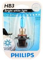 Лампы Philips Crystal Vision