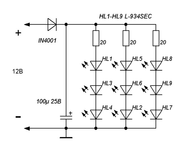 Микросхема LM317