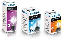 Ксеноновые лампы Philips. Преимущества и функционал