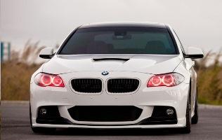 История возникновения ангельских глазок на BMW