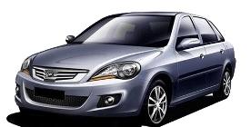 Исторический экскурс: автомобили Lifan
