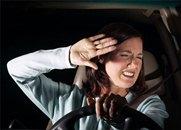 Ослепление водителей встречного транспорта