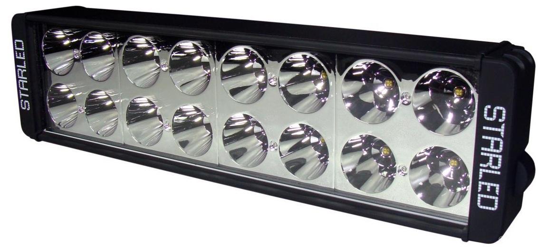 Основные типы дополнительных приборов освещения Starled для оптики авто
