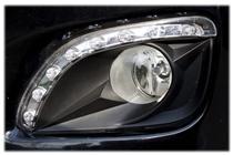 Дневные фонари для Toyota Camry V40
