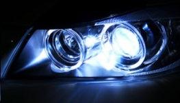 Применение в оптике ксеноновых ламп